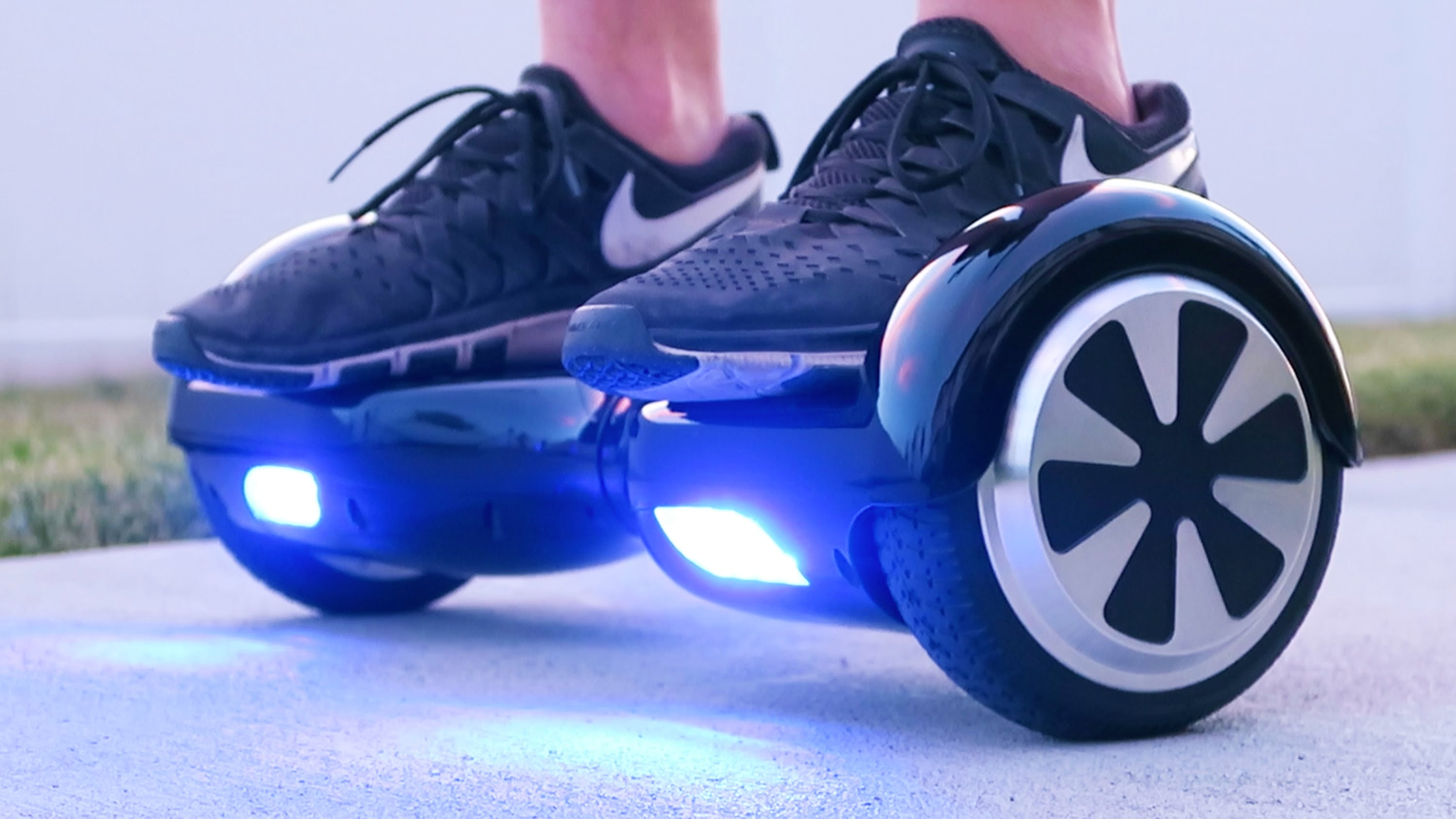 Hoverboard & airbords